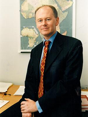 Working at UNU-WIDER, 1999
