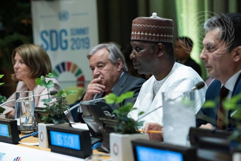 © UNITED NATIONS / High-level Political Forum on Sustainable Development