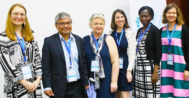 UNU-WIDER Tanzania project team February 2020 Dar es Salaam
