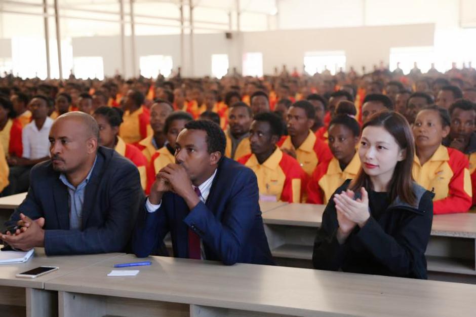 Weiwei in Ethiopia