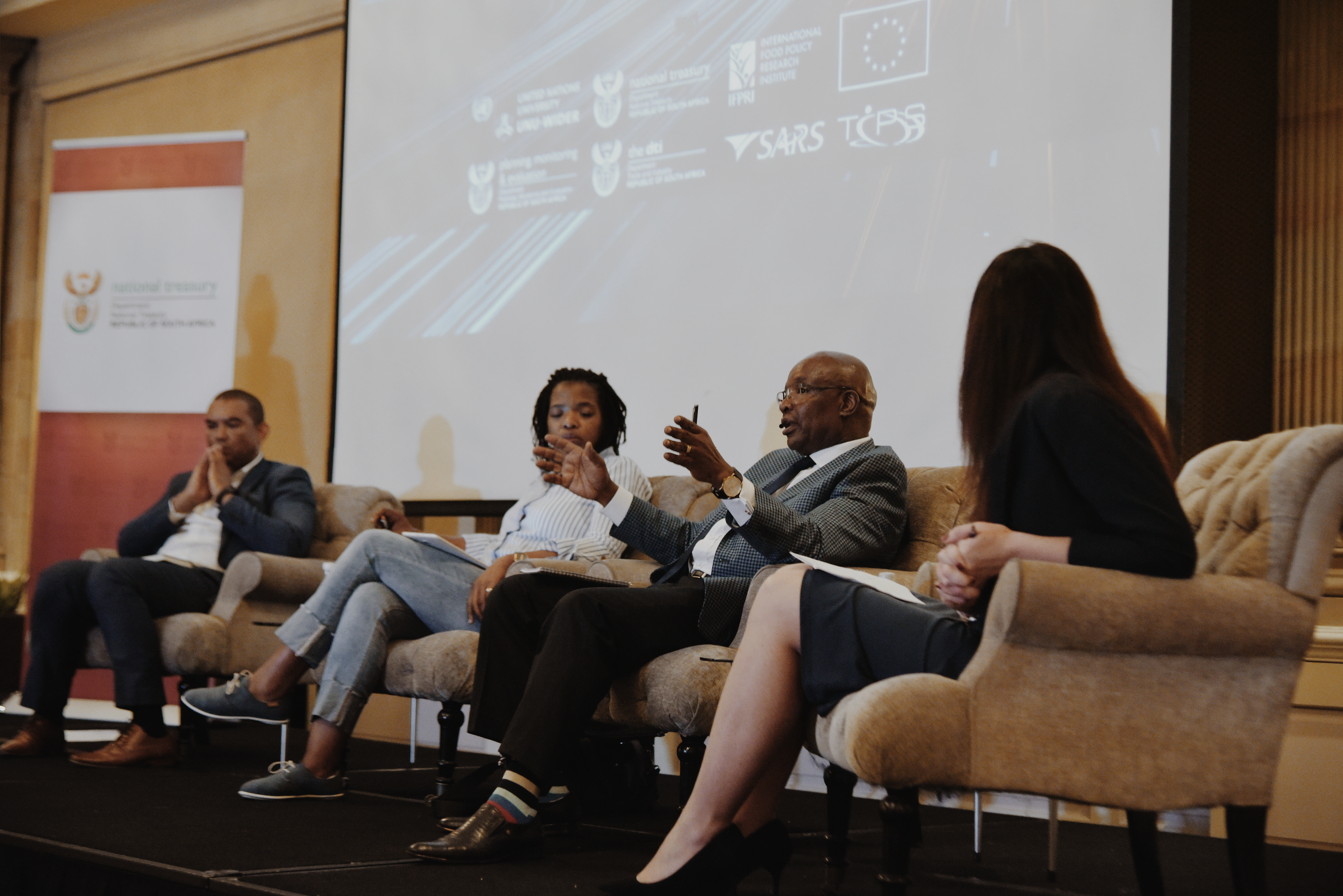 SA-TIED panel discussion
