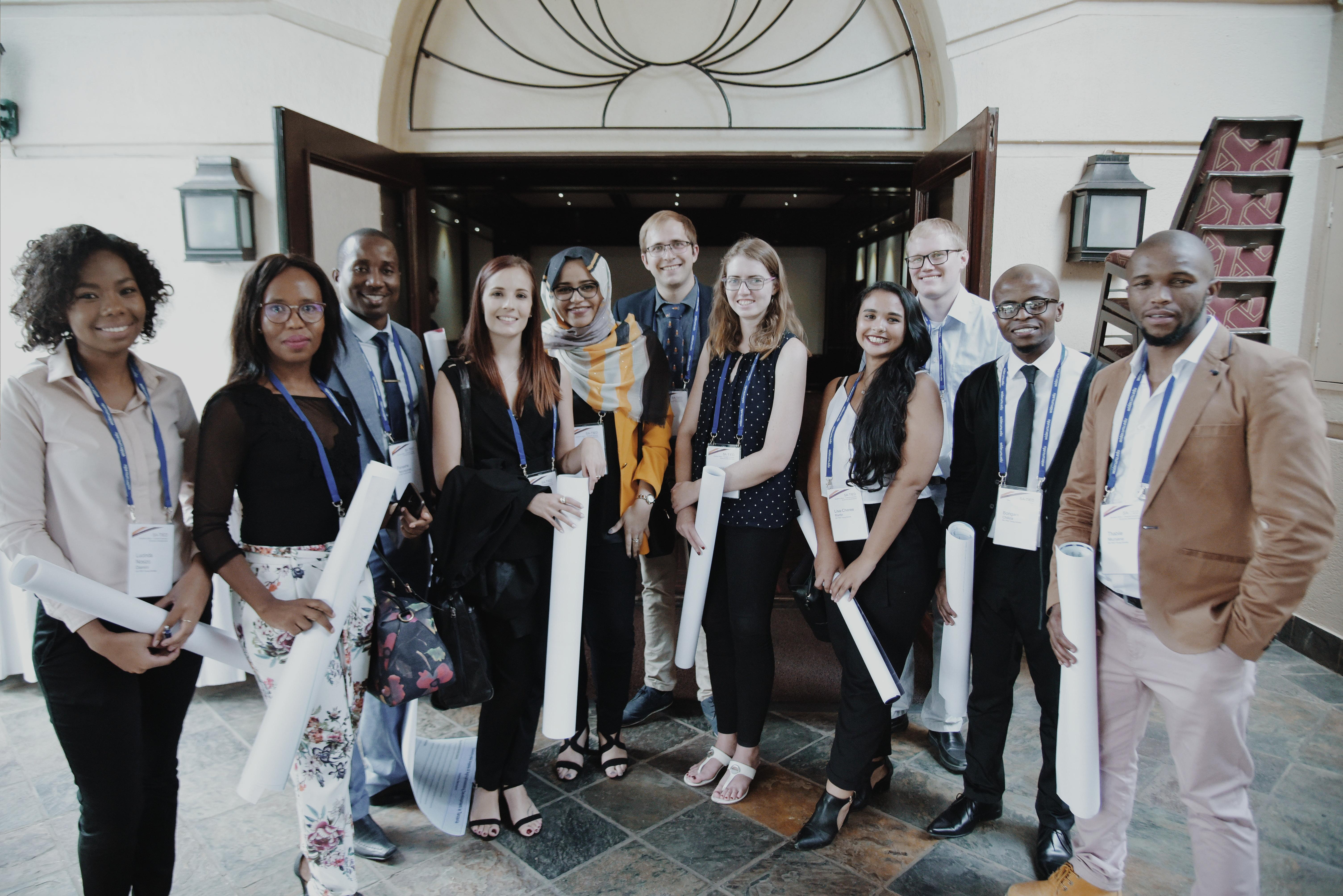 SA-TIED Young Scholars
