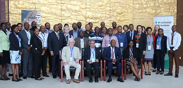 Research review workshop Dar es Salaam 24-25 February 2020
