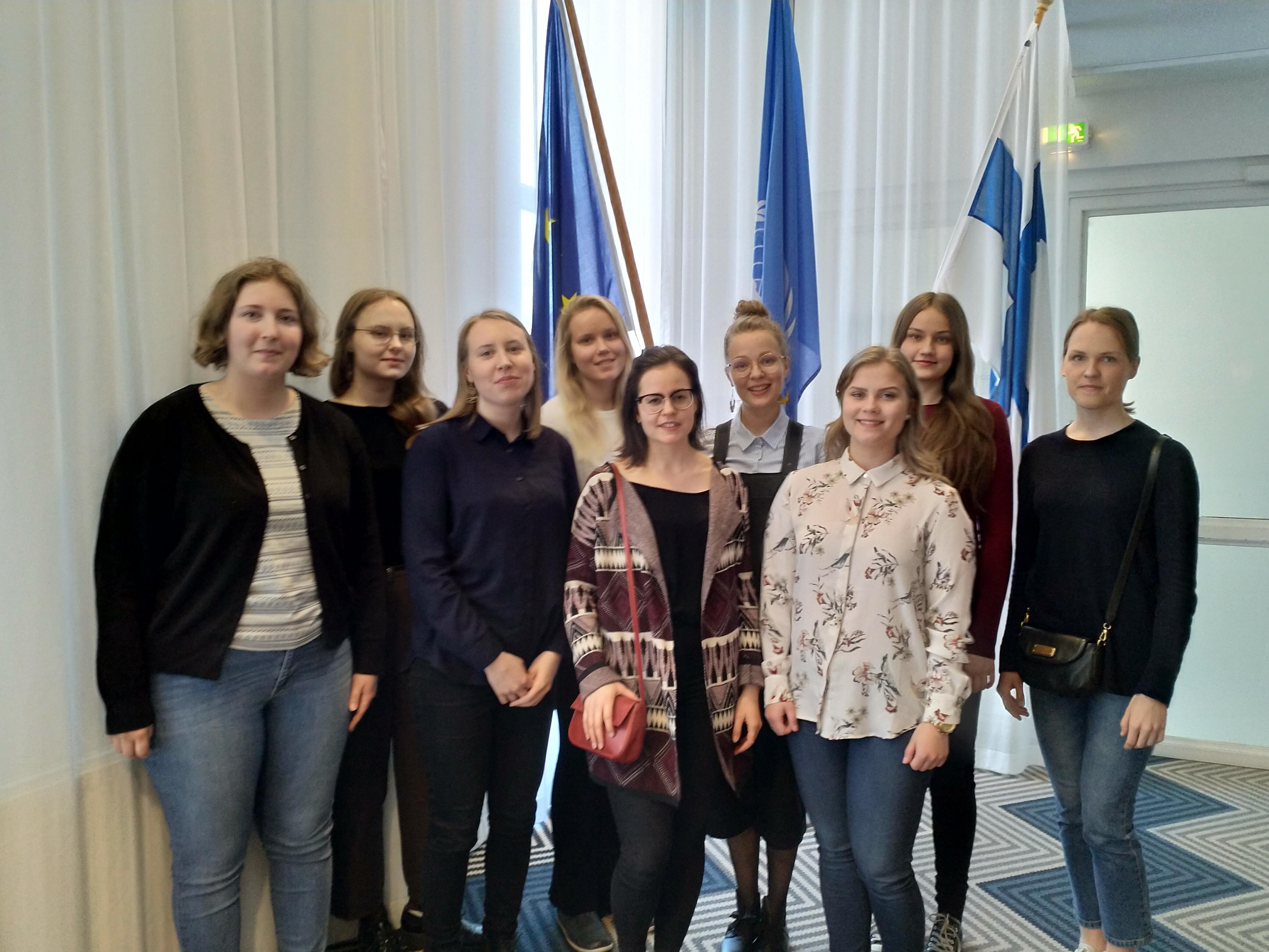 UNA Tampere group