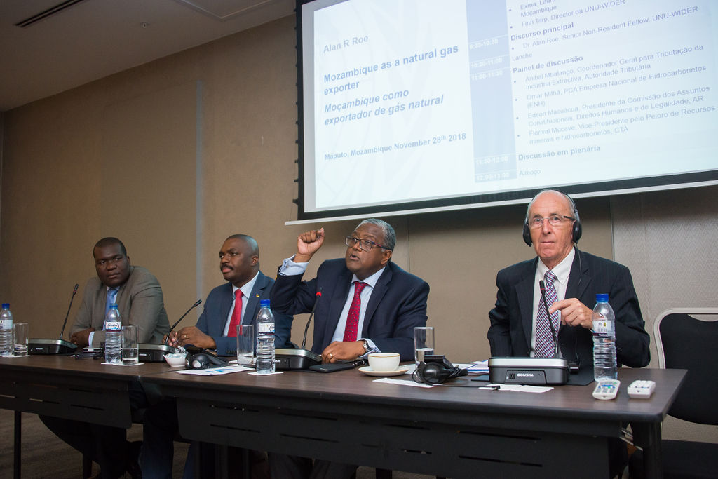 Inclusive Growth in Mozambique – annual conference