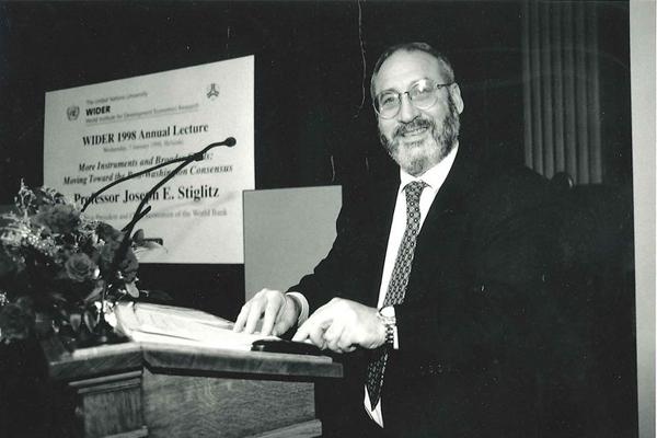 Prof Stiglitz 1998 Annual Lecture