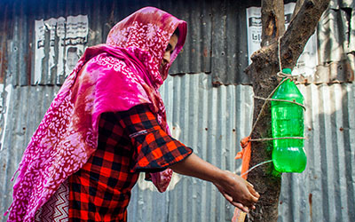WIDER COVID-19 Webinar Series image UNDP Bangladesh