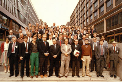 1986 conference at UNU-WIDER