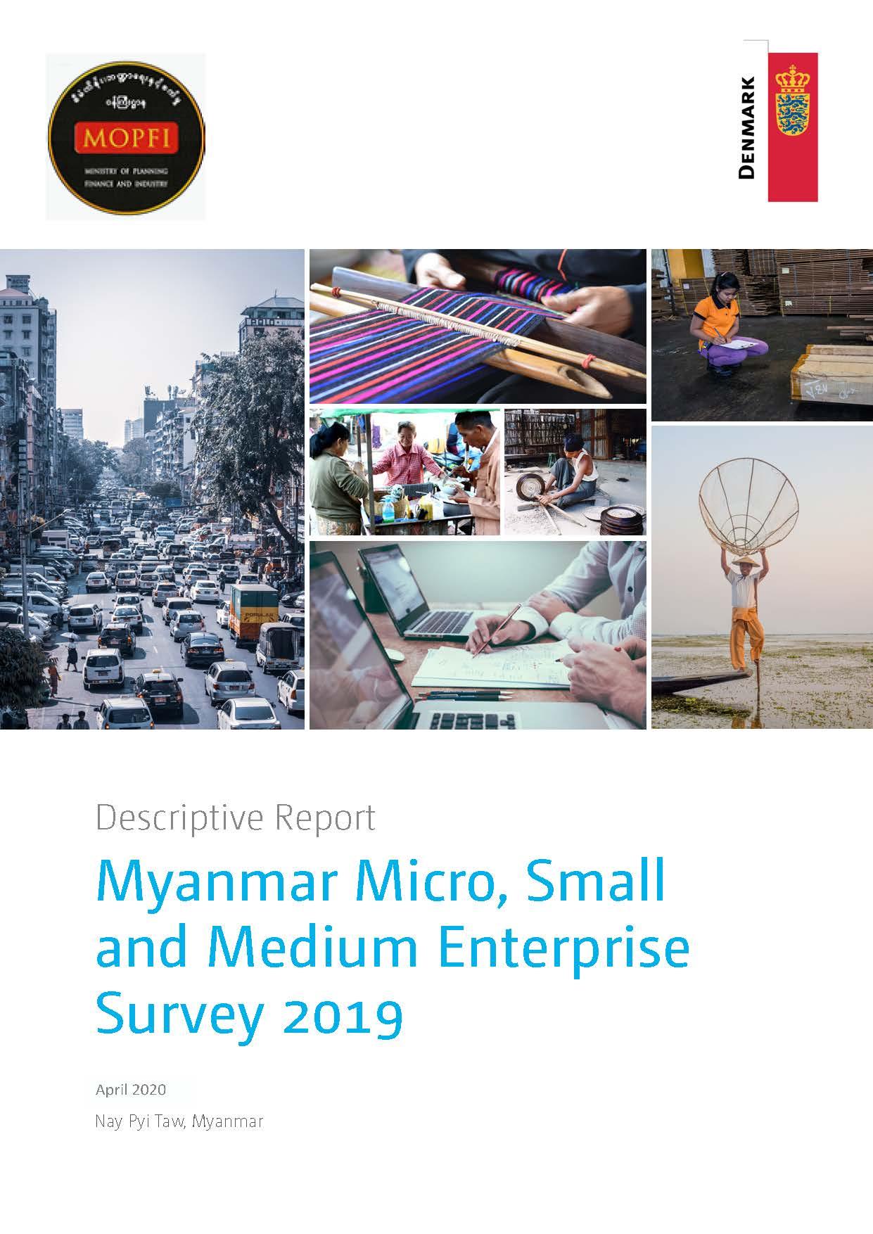 Myanmar-MSME-2019