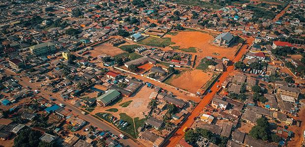 Virgyl Sowah, Unsplash, African Cities
