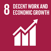 SDG8 - Decent work and economic growth