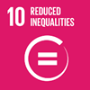 SDG10 - Reduced inequalities