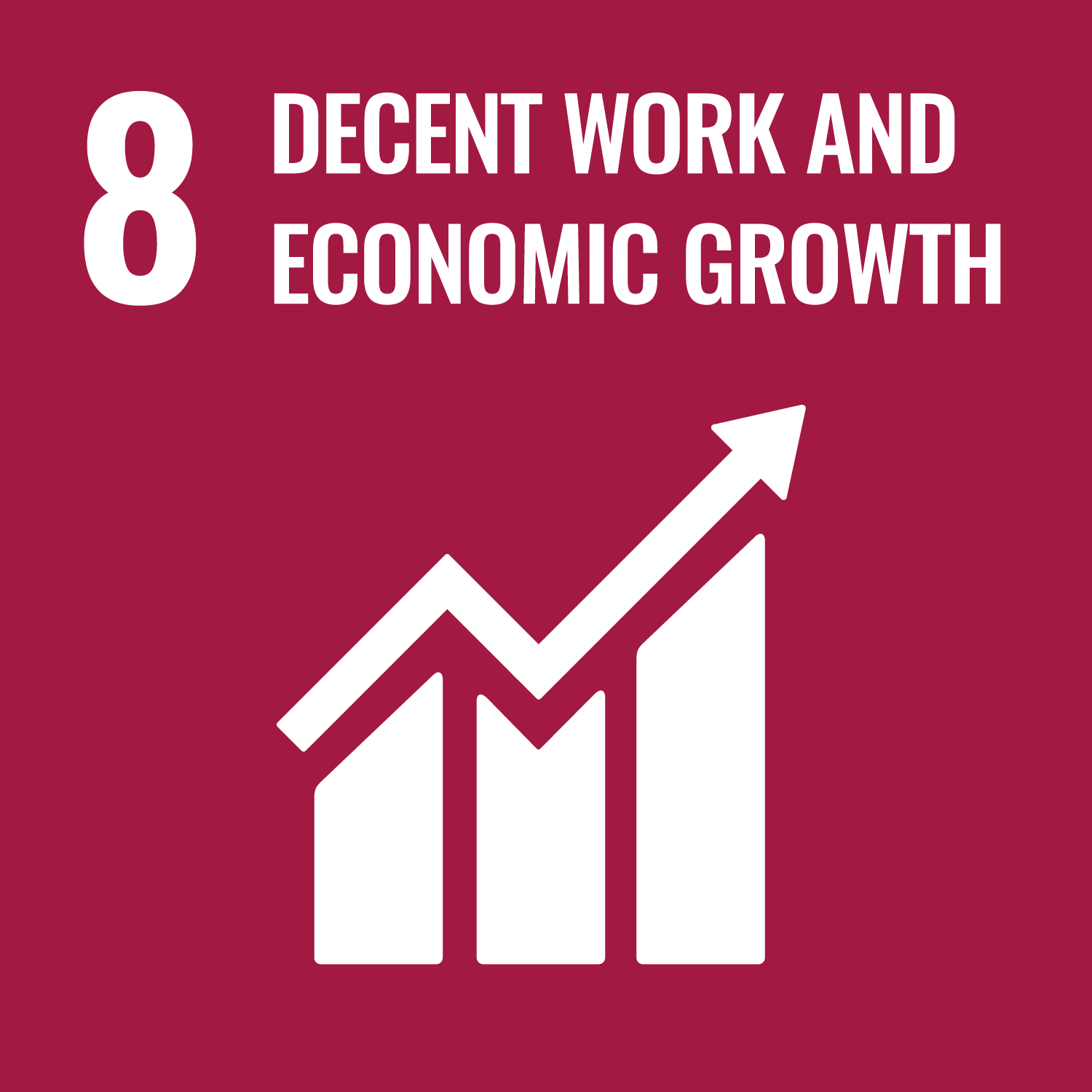 SDG8-Decent work and economic growth