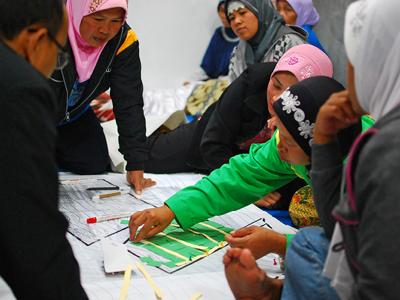 Community meeting. © Nugroho Nurdikiawan Sunjoyo / World Bank