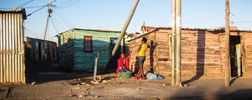 Guguleto township © Daniel Bobadilla