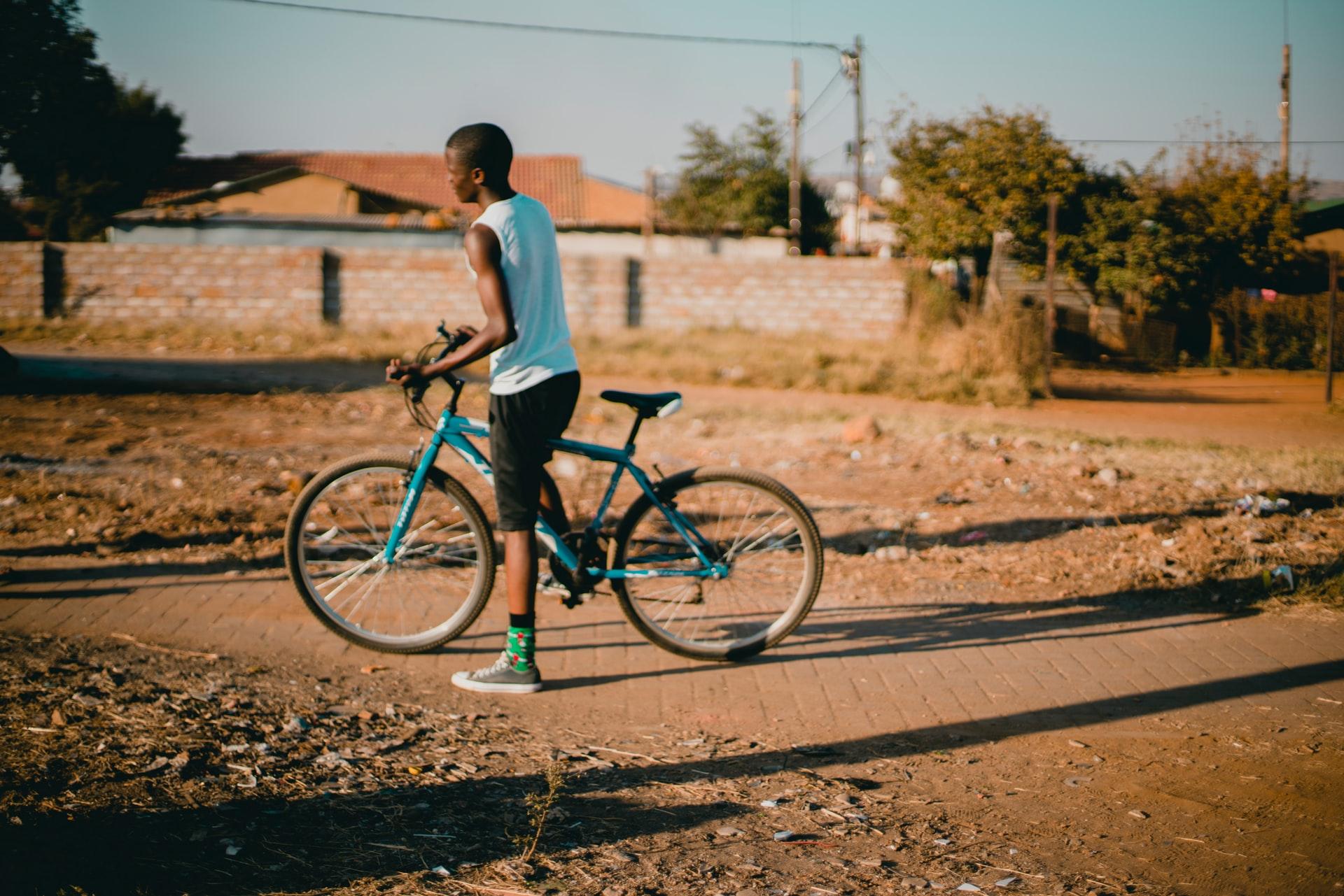 Unsplash / Rachel Martin / South Africa
