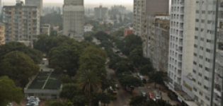 View of Maputo. Photo: World Bank