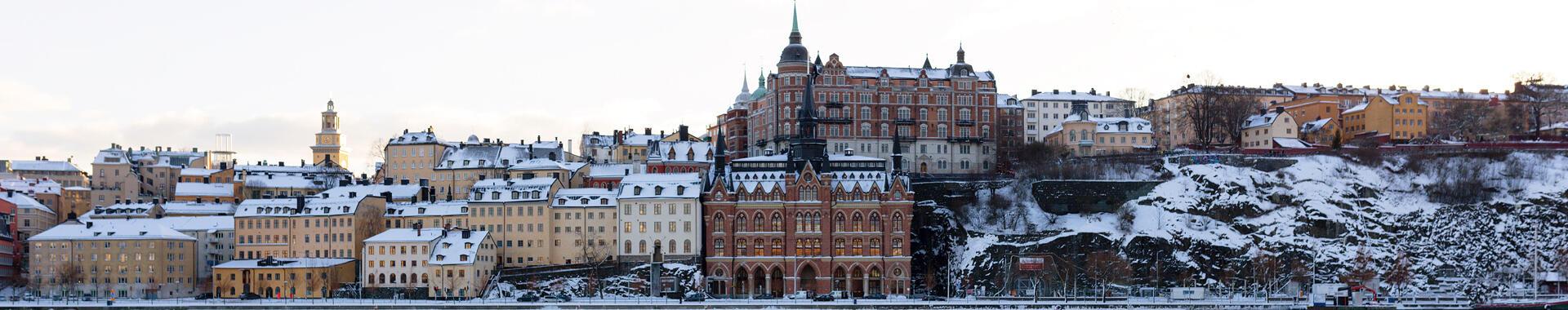 Stockholm. Photo by Jon Flobrant, Unsplash