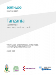 SOUTHMOD Country Report Tanzania v1.8