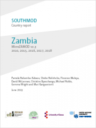 SOUTHMOD Country Report Zambia v2.3