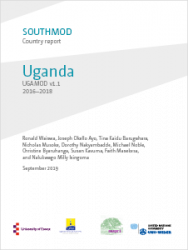 SOUTHMOD Country Report Uganda v1.1