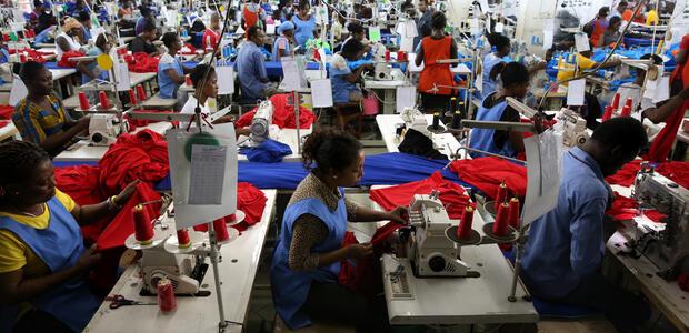 Industry in Africa