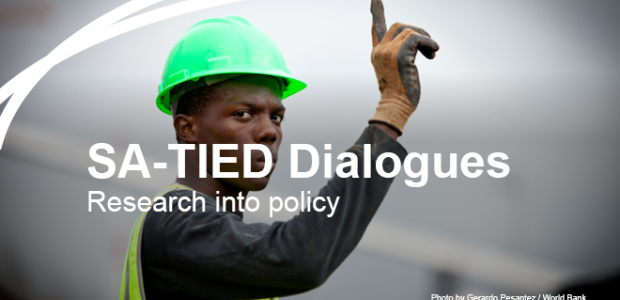 SA-TIED Dialogues - Research into Policy
